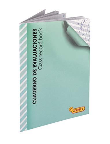 Jovi- Cuaderno de evaluaciones, a4 (100) ⭐