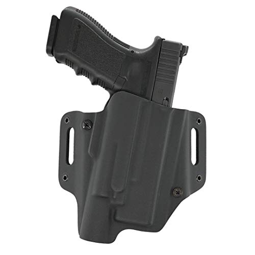 TENICOR Arx SOL Outside The Waistband Conceal Carry Gun Holster for Glock X300 & Glock 19/23/32/45-17/22/31/47