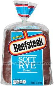 Beefsteak Rye Breads