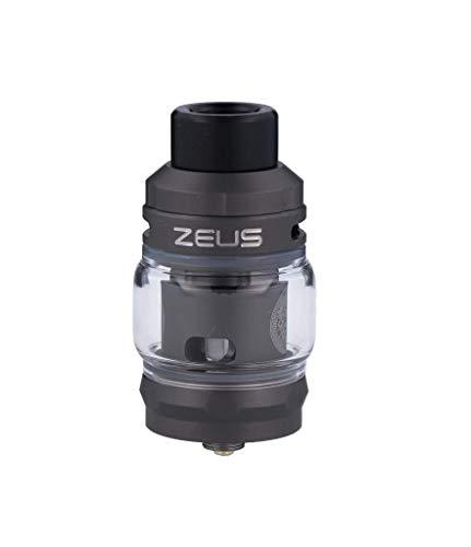 GeekVape Zeus Subohm Clearomizer Set, 5ml, Top-Fill, Top-Airflow - Farbe: gunmetal