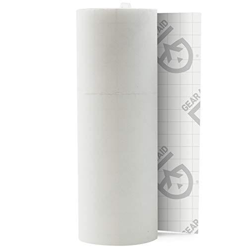 "GEAR AID Tenacious Tape Fabric and Vinyl Repair Tape, 3"" x 20"", Clear"