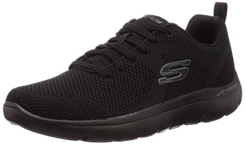 Skechers Art 232057 sneaker in tessuto color nero (numeric_43)