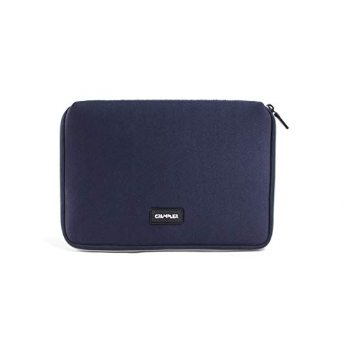 Crumpler Neopren Laptop-Schutzhülle Base Layer 13 Zoll, ideal für MacBook Pro 13'' 2016-2019 und MacBook Pro Air 13'' 2019, blau BLA-LAPT-13-01-003