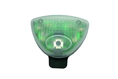 Alpina Unisex jeugd Flash Light Gamma fietshelmaccessoires, transparant, één maat