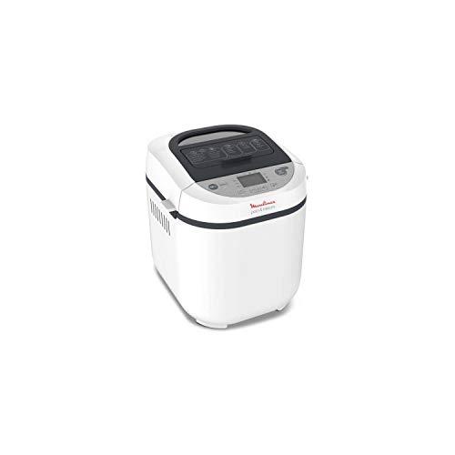 Moulinex OW250110 - Macchina per il pane, 720 W, colore: Bianco