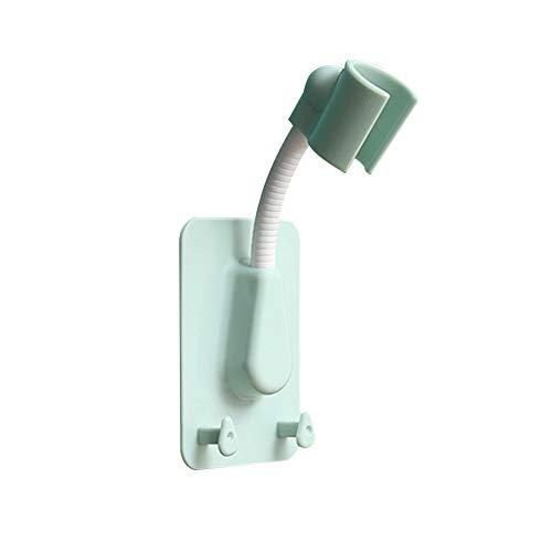Chinkyo Duschkopfhalter für Wandbrause, 360 Grad verstellbar, ohne Stiche.