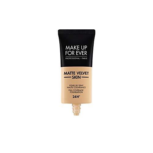 MAKE UP FOR EVER Matte Velvet Skin Full Coverage Foundation Y355 - NEUTRAL BEIGE 1.01 oz/ 30 mL