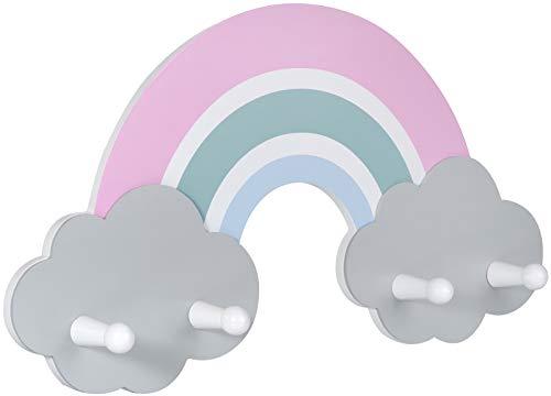 Kindsgut Regenbogen-Garderobe für Kinder, Amelie