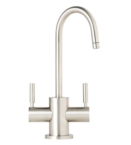 Waterstone 1400HC-SS Parche Hot and Cold Filtration Faucet Stainless Steel