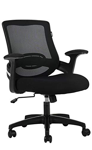 Hbada Ergonomic Office Chair, Computer Desk Chair, Swivel and Rocking Task Chair...
