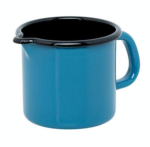 Riess Schnabeltopf 10cm,0.75L Color Blau