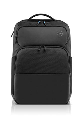 Dell Pro Backpack 15 PO1520P Fits Most Laptops up to 15 inch, Black