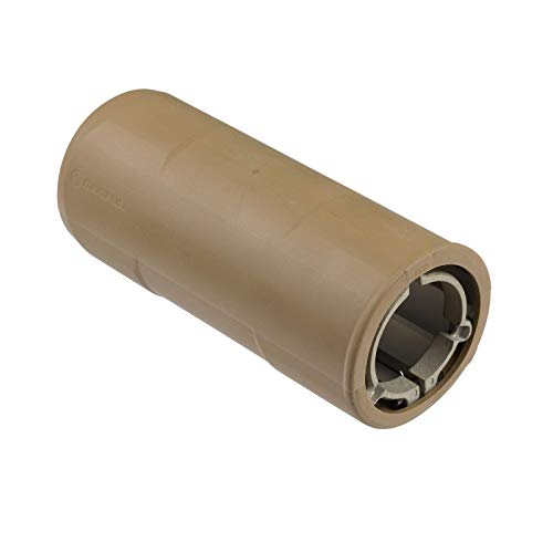 Magpul Suppressor Cover 5.5-Inch Heat Shield, Medium Coyote Tan