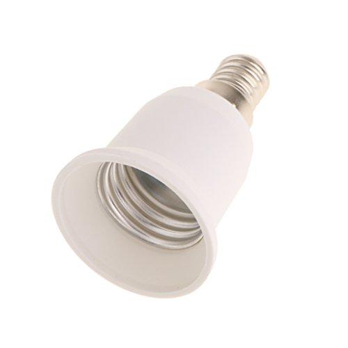 Sharplace Adaptateur d'Ampoule Transformateur Plastique Support Basse d'Ampoule