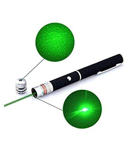 SAJAG Green Laser Sight Laser Pointer High Powerful Adjustable Focus Lazer Laser Pen