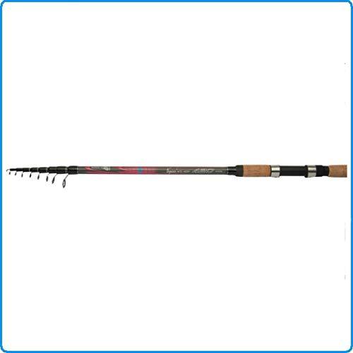 """- Shimano - Caña de pescar  """"Vengeance Arte"""". Longitud: 420 cm"""