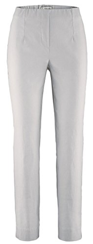 Stehmann - INA - 740 - Stretchhose in aktuellen Farben, Light Grey, 48
