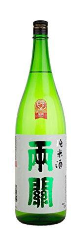 両関 純米酒 (秋田) 1.8L×1本