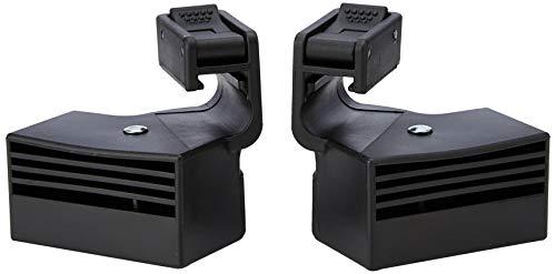 Maclaren XLR Adaptateur de siège auto Britax Romer- Compatible avec le siège auto pour bébé Britax-Römer. L'adaptateur s'enclenche dans la base de la poussette Techno XLR