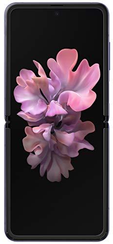 Samsung Galaxy Z Flip (Purple, 8GB RAM, 256GB...