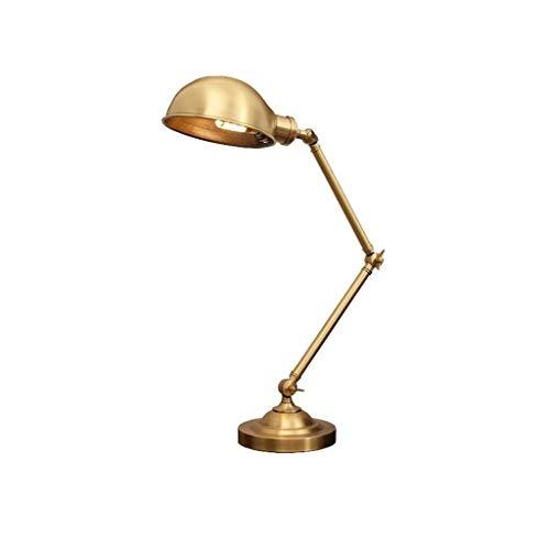 Lámpara de Mesa Salón Grande Estilo retro industrial plegable Loft Estudio Nordic...