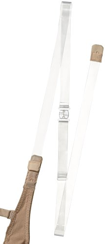 MAGIC Bodyfashion Damen BH-Träger Low Back Strap, Einfarbig, Gr. One size, Beige