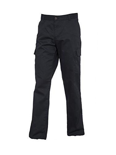 UC905 – Pantalon de style cargo pour femmes (245 g/m²) – Noir – pour femme taille 46