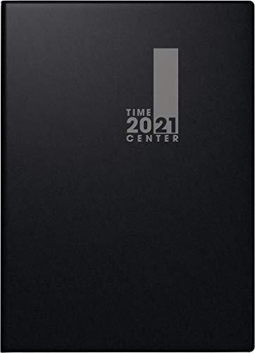 BRUNNEN 1072856901, Wochenkalender/Taschenkalender 2021 TimeCenter, Modell 728