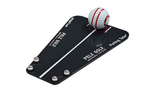 Pelz Golf DP4007 Putting Tutor black, standard