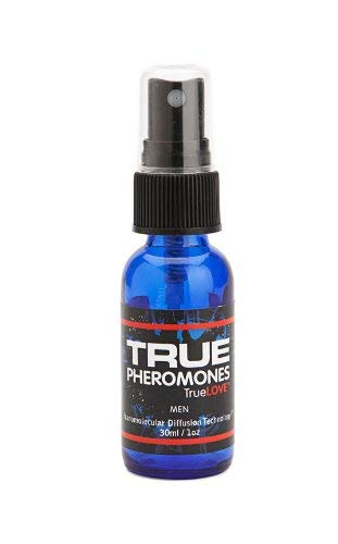 True Love Pheromones for Men, Long Lasting Pheromone Cologne to Attract Women, Premium Men's Cologne with Advanced Formula and High Pheromone Concentration for Maximum Attraction (1 Oz Bottle)