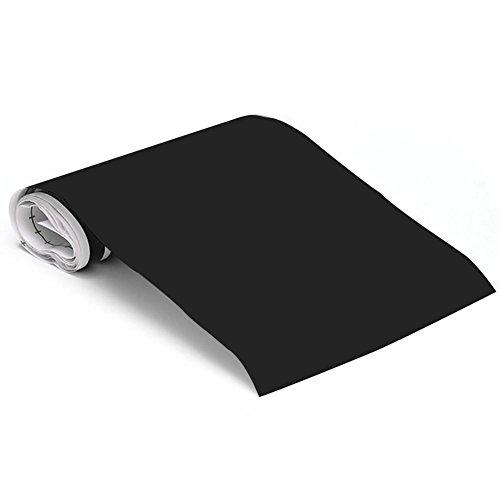 """Gorgeousy 6""""x 60"""" Windschutzscheibe Banner Streifen, Fenster Auto Sonnenblende dekorative Aufkleber Sonnenschutz Aufkleber leer, Sonnenblende Streifen schwarz, weiß"""