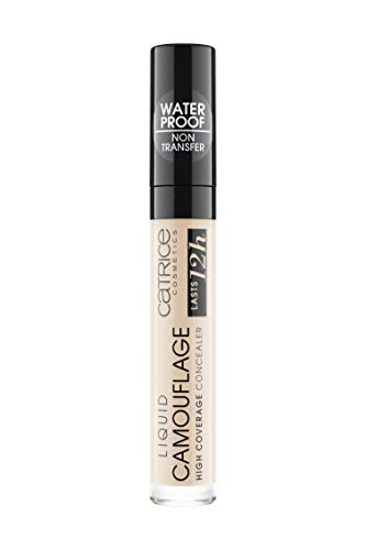 Catrice Liquid Camouflage High Coverage Concealer 001 Fair Ivory - 1er Pack