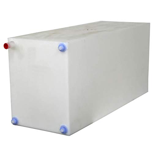 """A.A 30 Gallon RV Fresh/Gray Water Tank 34"""" x 18"""" x 12"""" - BPA Free (30 Gallon)"""