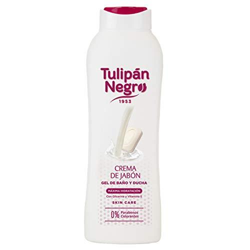 Tulipán Negro - Gel de Baño y Ducha CREMA DE JABON 720ml