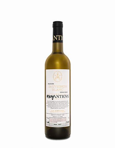 #soyANTIGVA Vino blanco Sauvignon Blanc - D.O. La Mancha - Joven 0.75 l