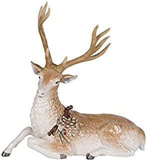 Fitz and Floyd Collectible Figurine, Forest Frost