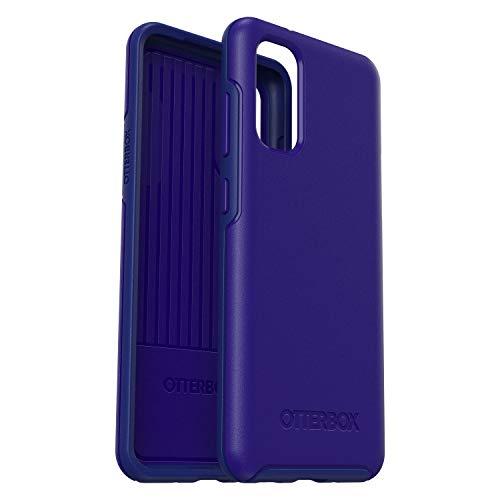 OtterBox Symmetry Elegante, schlanke Schutzhülle für Samsung S20 Blau