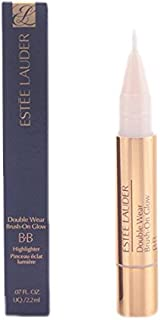 Estee Lauder Double Wear Brush-On Glow BB Highlighter, No. 3C Medium, 0.07 Ounce