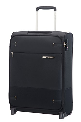 Samsonite Base Boost Upright Hand Luggage, 55 cm, 41 L, Schwarz