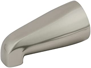 Kingston Brass K187A8 Designer Trimscape Showerscape 5-Inch Tub Spout, Brushed Nickel