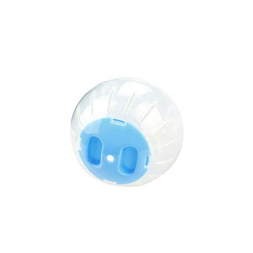 Vektenxi Hamster-laufender Übungs-Rad-Ball, reizende kleine Tierchinchillas-Ratten-Mäusespielplatz-Haustier-Spielwaren-Käfig-Versorgungsmaterialien langlebig und praktisch