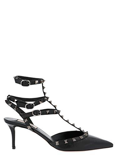 Valentino Luxury Fashion Damen SW2S0375FBW0NO Schwarz Pumps | Herbst Winter 19
