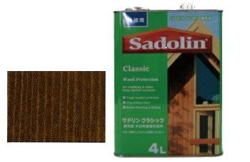 サドリン クラシック オールナット 4L WO-0004