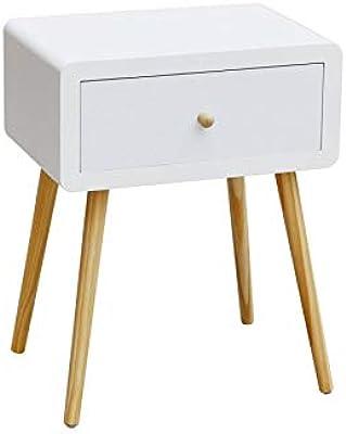 Comodini FGSJEJ Tavolino da Comodino in Legno Mini tavolino ...