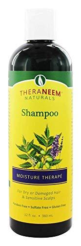 Organix South, TheraNeem Organix, Shampooing, Therapé hydratant, 12 fl oz (360 ml)