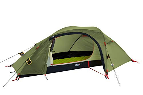 Wechsel tenten Pathfinder 1-Person Geodesic- Unlimited Line - 4 Seasons Dome Tent, Groen