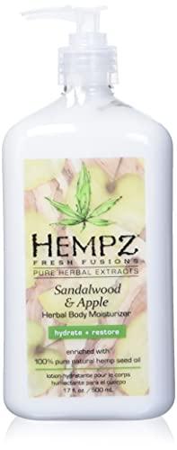 Hempz Sandalwood & Apple Herbal Body Moisturizer