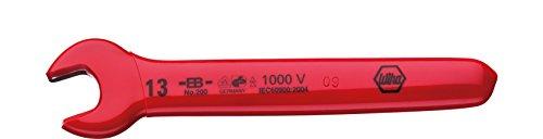 Wiha offener universal Einmaul-Gabelschlüssel isoliert (36648) 19 mm