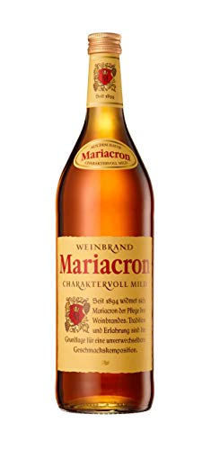 Mariacron 8712838340242 Weinbrand 1 l