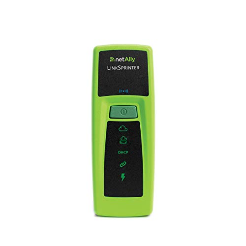 NetAlly LSPRNTR-300 LinkSprinter 300 Network Tester with WiFi and Distance to Cable Fault Indication